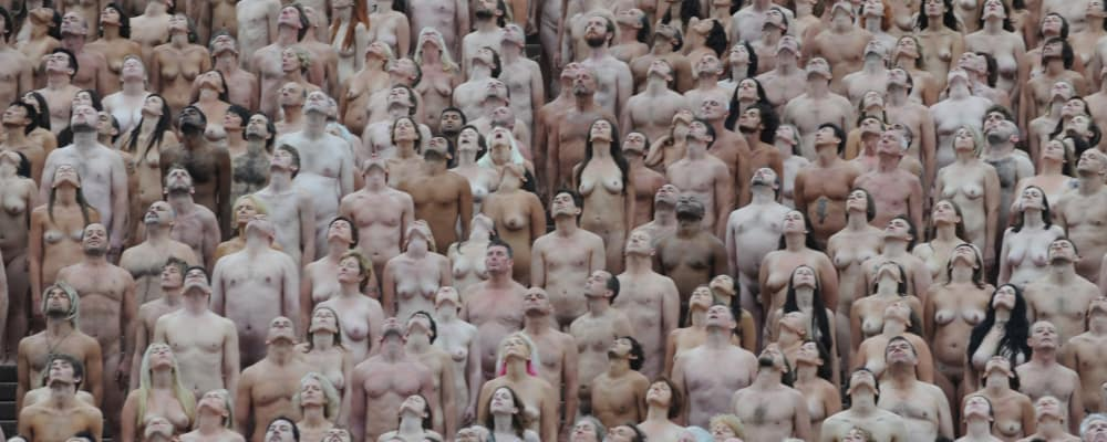 Nude art tunick spencer