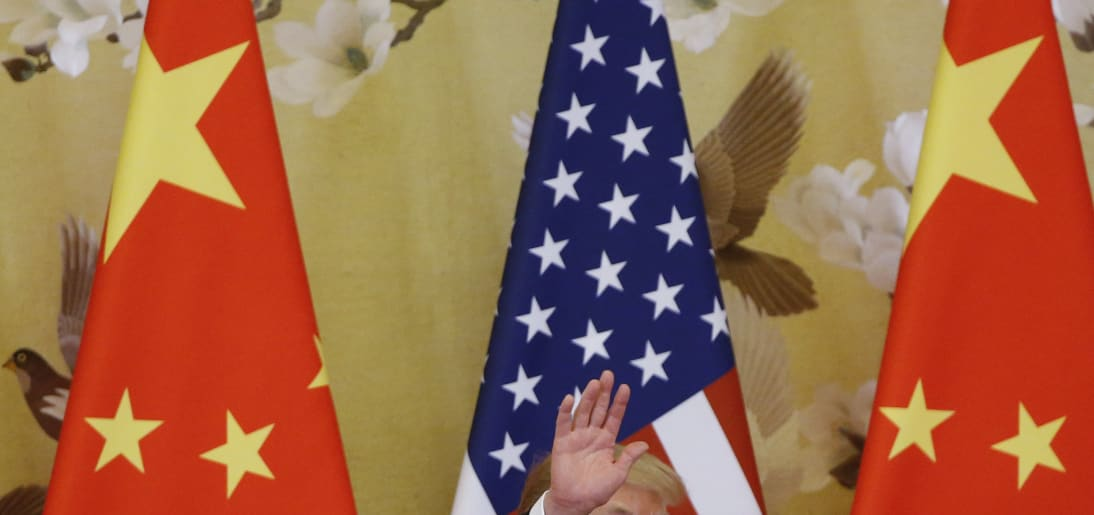 Us Will Consult With China Over Tariffs