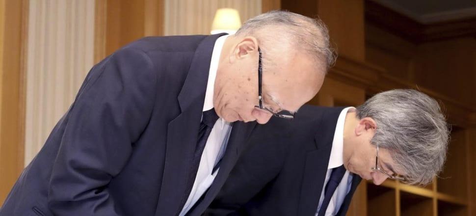 Tokyo uni confirms cutting women's marks