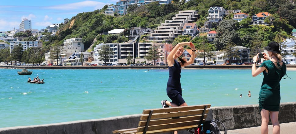 Instagramming Wellington: we believe we'll always have enough discerning customers in the world for our food, tourism, and lifestyle but things are changing far faster and more profoundly than we are ready for, says Rod Oram. Photo: Lynn Grieveson
