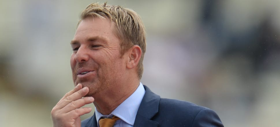 Australian cricket may be rubbish but Shane Warne isn't about to cop that on the chin. Photo: Getty Images
