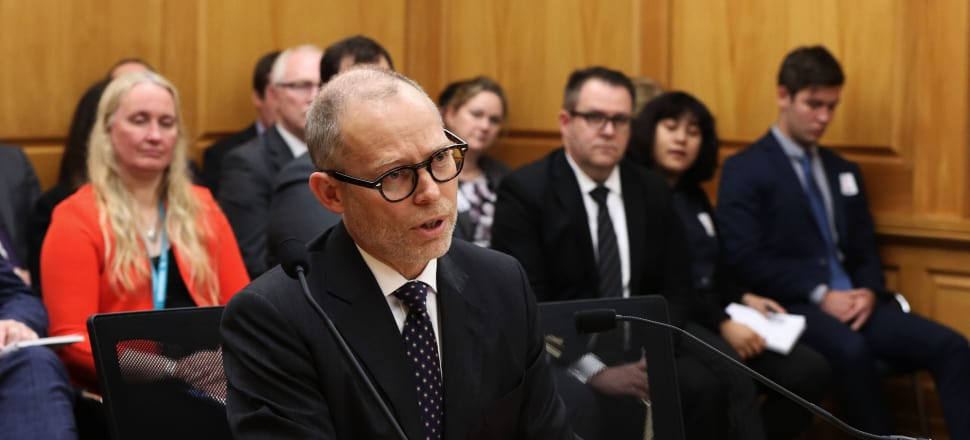 MFAT chief executive Brook Barrington said China would send a clear signal if it did not want to meet with New Zealand ministers. Photo: Lynn Grieveson
