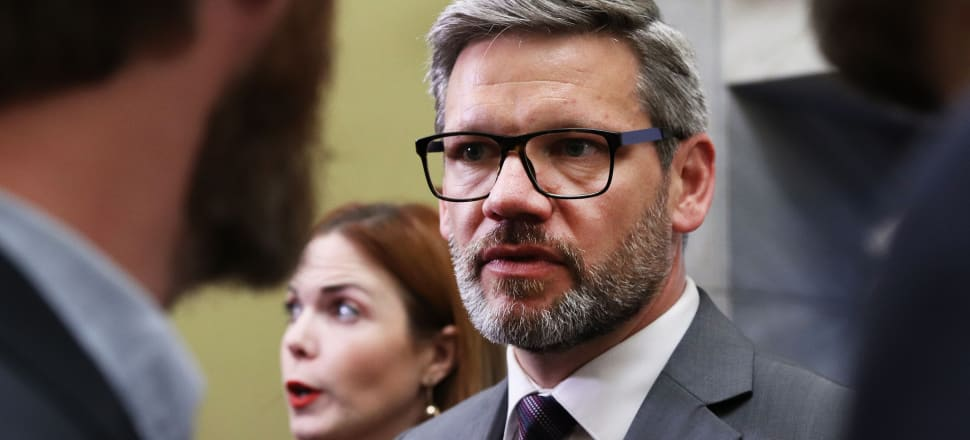 Immigration Minister Iain Lees-Galloway has a plan for trying to plug genuine skills shortages across the country, while trying to prevent migrant exploitation, and addressing long-term skills shortage issues in NZ. Photo: Lynn Grieveson