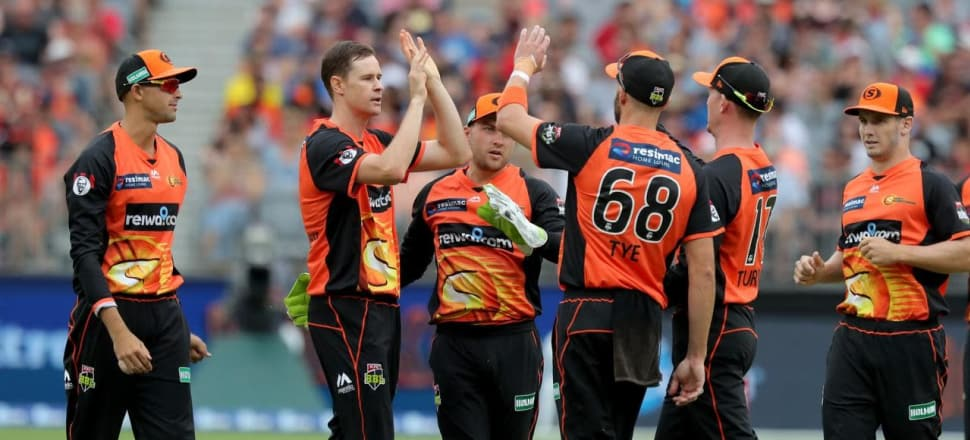 Scorchers Issue Warning On Lively WA Pitch