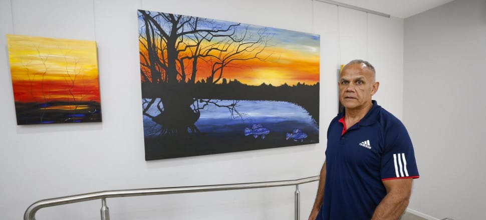 Local artists on show at the Riverine Herald office