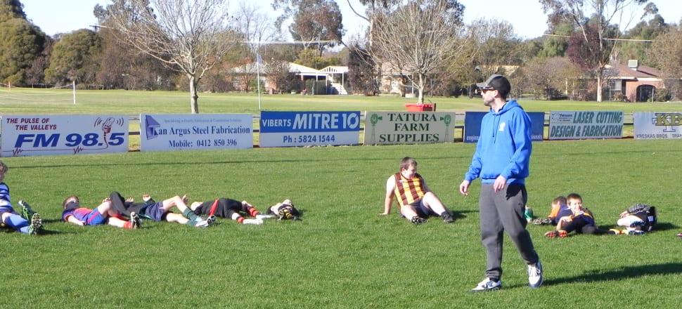 Nick Iorianni new senior coach at Murchison-Toolamba