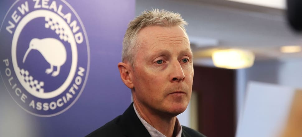 Police Association head Chris Cahill says officers are disappointed the Government's offer doesn't include measures to deal with rising living costs in Auckland, but it's a good offer in the current climate. Photo: Lynn Grieveson
