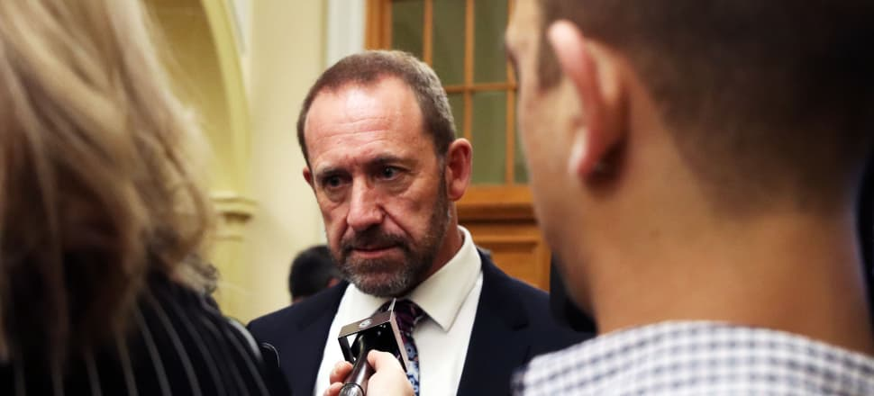 GCSB Minister Andrew Little may be required to rule on Huawei's role in the 5G network. Photo: Lynn Grieveson.