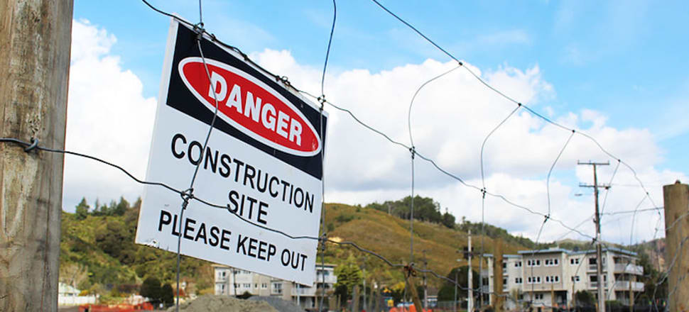 Around the country – most notably in Porirua, Mangere, Mt Roskill and Northcote – state houses are being demolished and the rebuilt on smaller sections. Photo: Lynn Grieveson