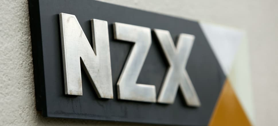 The S&P/NZX 50 index ended the month at 8,752, up 7.4 percent from a year earlier. Photo: Getty Images