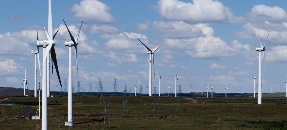 Tilt Renewable an Australasian electricity generation company. Photo: Getty Images