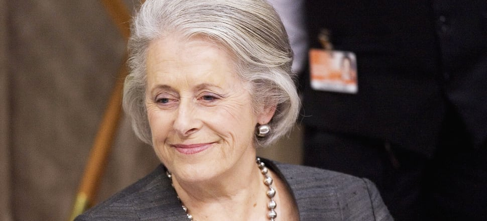 Dame Silvia Cartwright has been appointed to lead the public inquiry into the Earthquake Commission.Photo: Getty Images