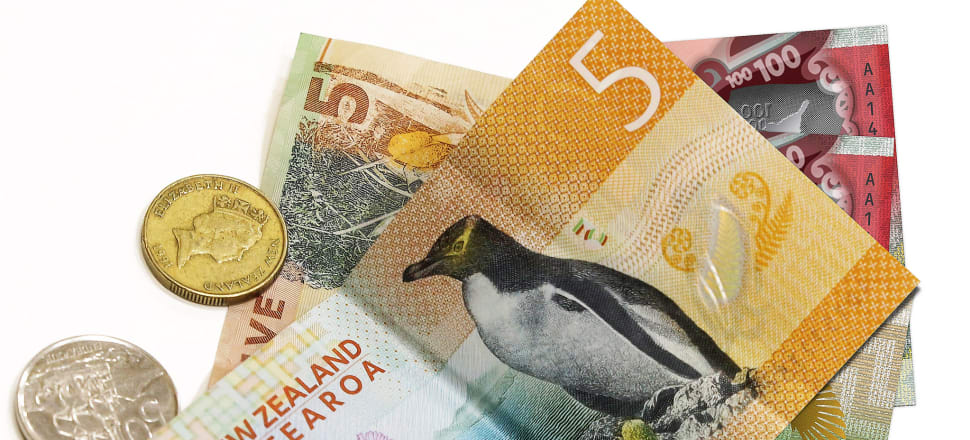 The kiwi traded at 52.28 British pence in Wellington at 8:45am from 52.15 pence Wednesday. Photo by Lynn Grieveson