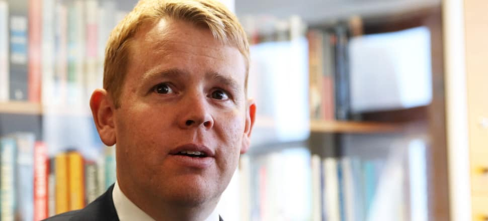 Minister Chris Hipkins appears to be missing the point of the teachers' strike action. Photo: Lynn Grieveson