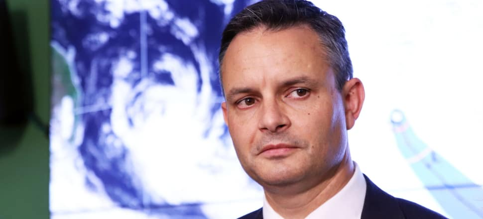 Climate Change Minister James Shaw has been meeting regularly with National's climate spokesman, but little is known about the progress of those talks. Photo: Lynn Grieveson