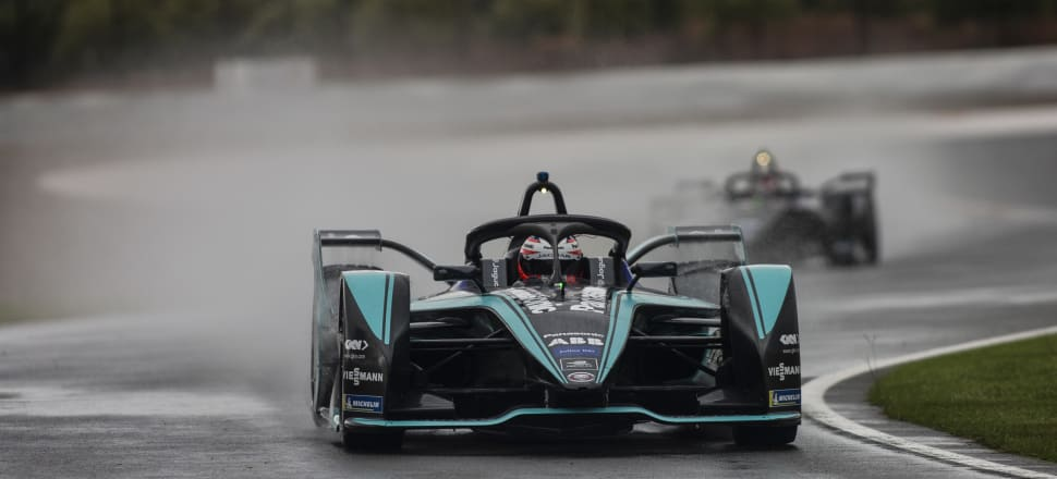 If a city doesn't have renewable energy, Formula E makes it from special glycerine-fuelled generators. Photo: Getty Images