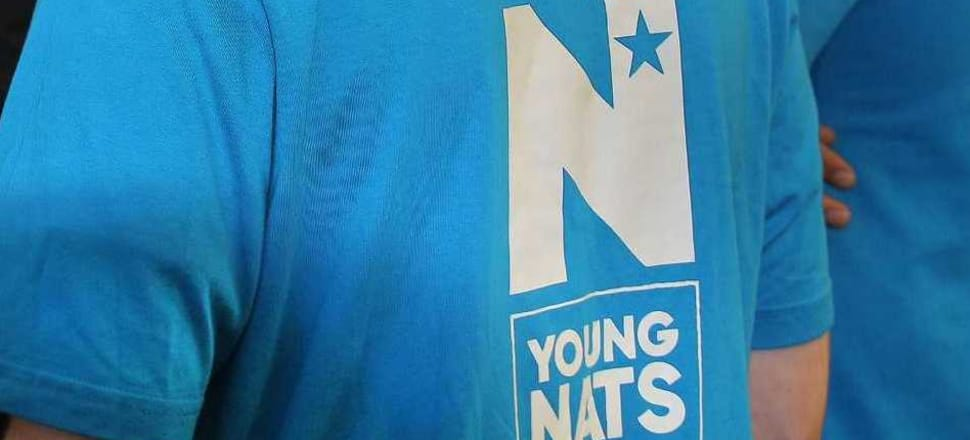 A young woman complained to police about being groped by a Young Nationals member after the group's  Christmas function last week. Photo: Lynn Grieveson.