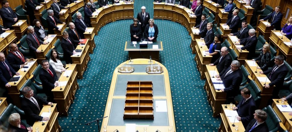 The Government is considering a referendum on changing a core component of the MMP system. Photo: Getty Images