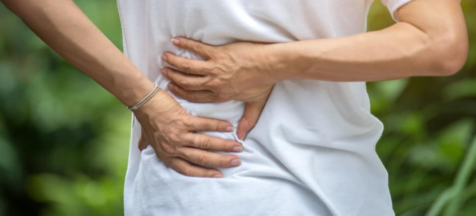 One in five New Zealanders live with persistent pain, such as lower back pain. Photo: Getty Images
