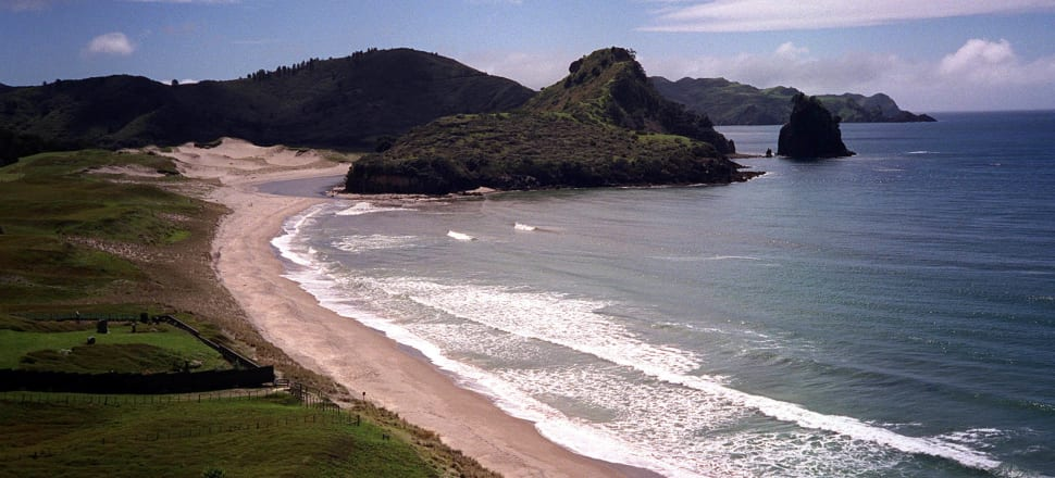 Great Barrier Island off the coast of Auckland. Photo: Getty Images