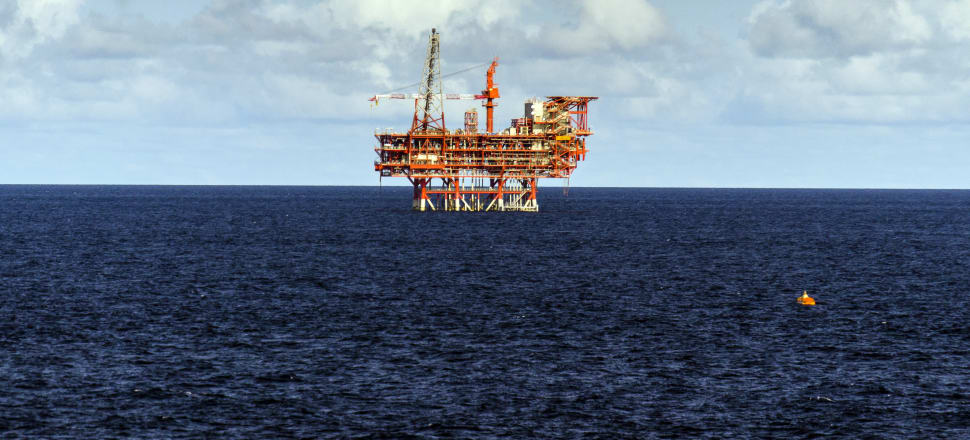 The project could get the gas it needs to produce electricity, hydrogen, and urea fertiliser from existing onshore and offshore Taranaki fields. Photo: Getty Images