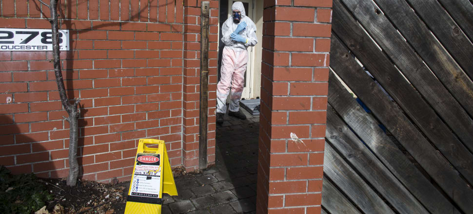 The meth-testing standard has seen tenants evicted from properties, landlords financially devastated, and property owners virtually stripped of their hard-earned homes. Photo: Iain McGregor/Stuff