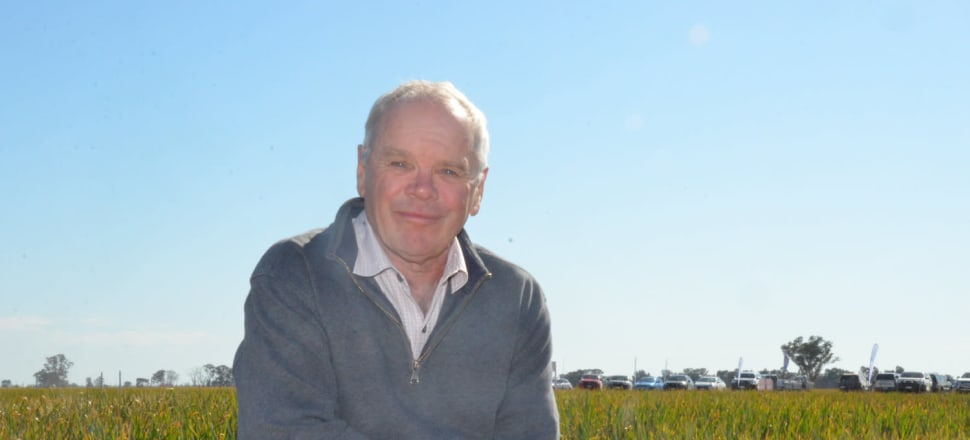 Record holder says look after your crop
