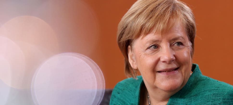 """There is """"no discernible core set of principles in Merkel's actions"""", writes Oliver Hartwich. Photo: Getty Images"""