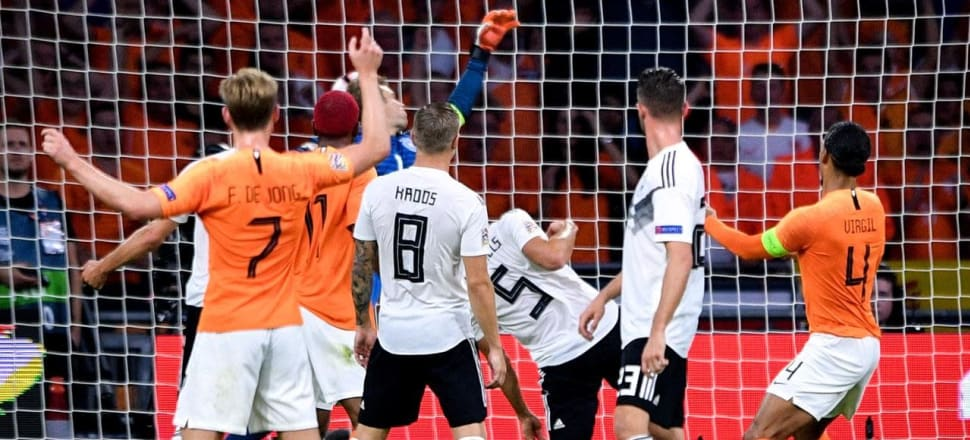 f208ddcc46 Dutch batter Germany in Nations League
