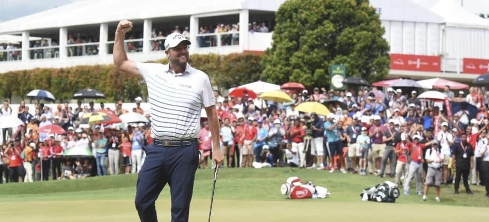 bdd9314e9518 Leishman s Maui gamble fuels PGA Tour win