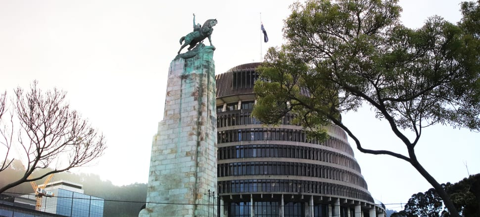 New Zealand already has a very generous system of political party state funding, albeit one that is mostly indirect, through the backdoor of Parliament.  Photo: Lynn Grieveson