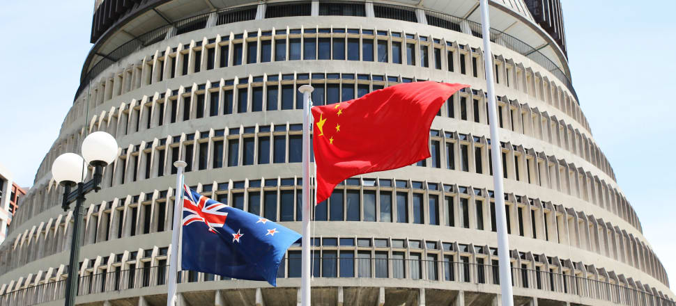 NZ politicians appear to be loath to protect our reputation of balanced engagement for fear of retaliation by the Chinese government. Photo: Lynn Grieveson