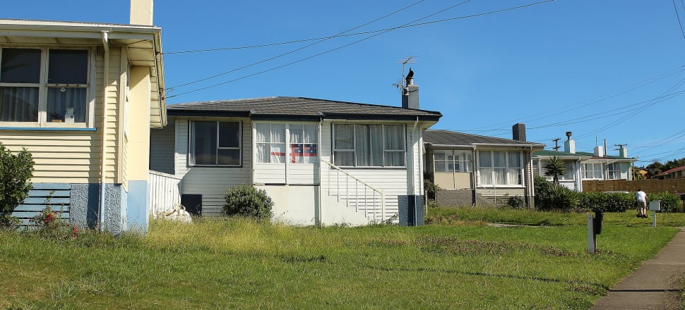 Only 28.2 percent of Māori New Zealanders own their own house, half of the percentage for NZ Europeans. Photo: Lynn Grieveson