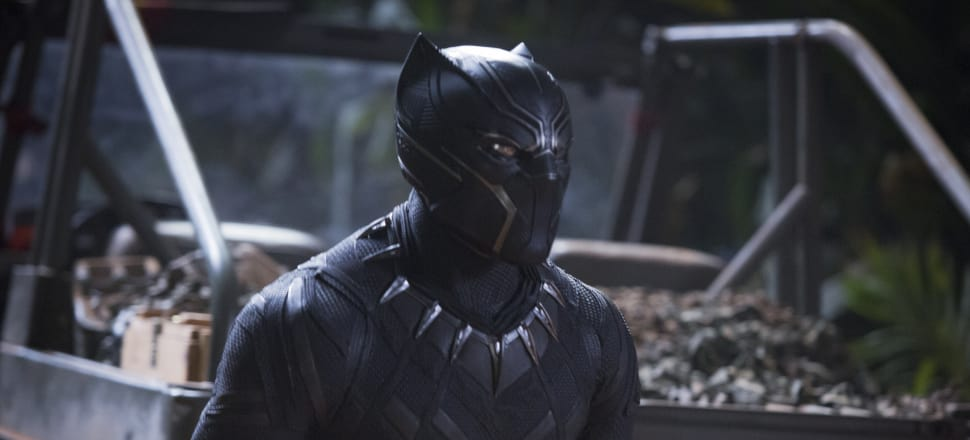 Black Panther more than matches the best of the Marvel Cinematic Universe. Photo: Copyright Marvel Studios 2018