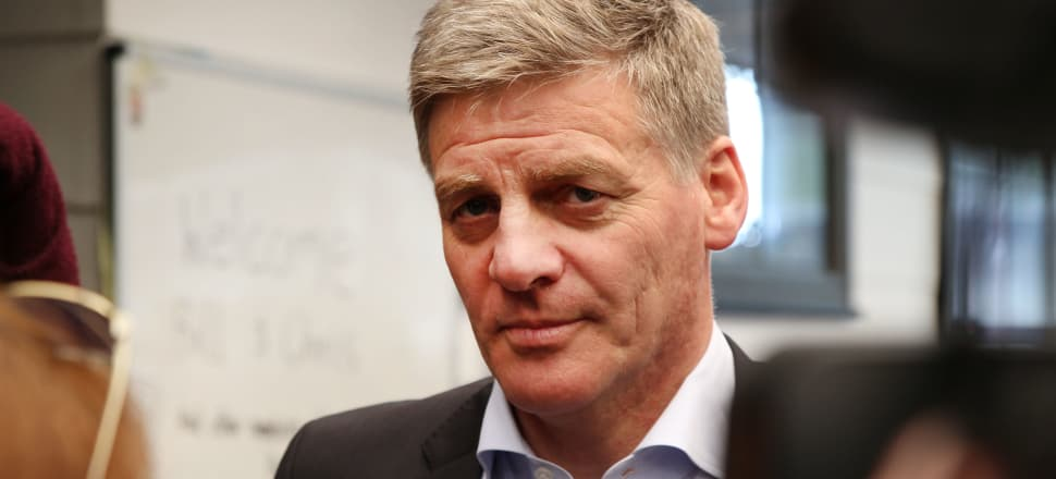 National Leader Bill English has claimed incomes are rising twice as fast as prices and that exports are diversifying. Rod Oram fact-checks these claims. Photo: Lynn Grieveson