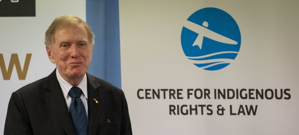 "Justice Michael Kirby on LGBT rights in the Asia Pacific: ""It will be a dish sweet and sour, it will have some sweet moments, but boy, there are some sour moments as well."" Photo: Supplied."
