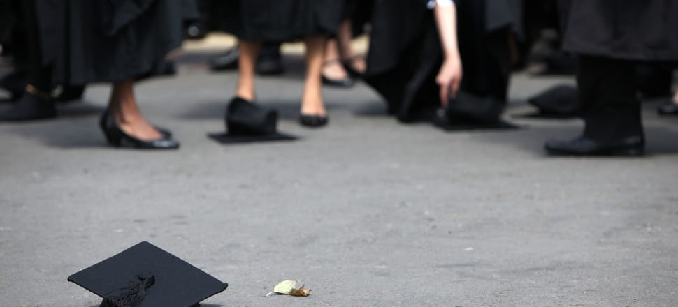 BA graduates are equipped and empowered to create new jobs and create new products and demand for those products in an increasingly unstable market, writes Stuart Brock. File photo: Getty Images