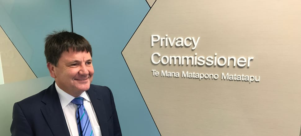 John Edwards, three years into his term as Privacy Commissioner, says privacy is alive and well in the digital age. Photo: Shane Cowlishaw
