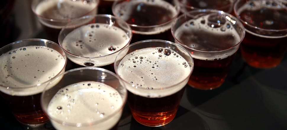 Ministry of Health's data which tells us that problem drinking among 45-54 year-olds has almost doubled over ten years. Could low-alcohol beer be the answer? Photo: Getty Images