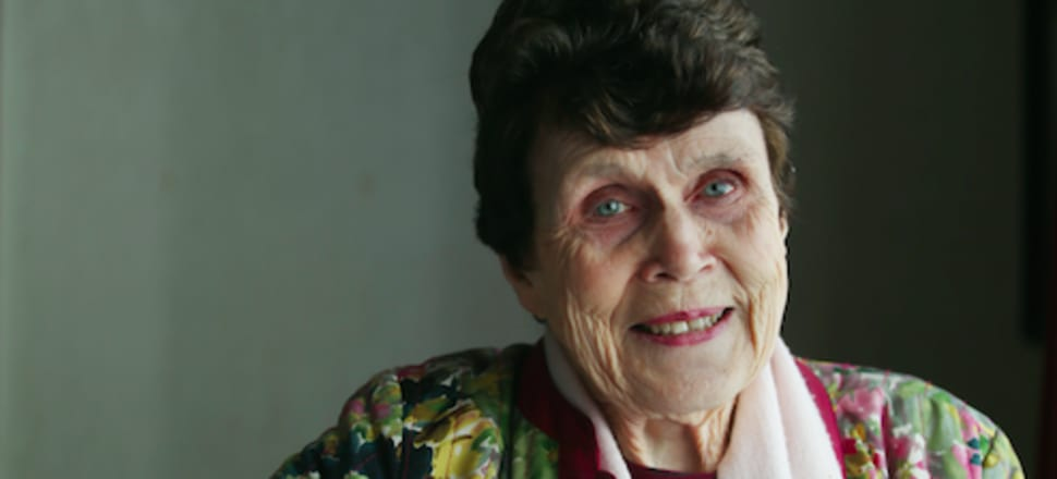 Dame Margaret Sparrow has been a tireless campaigner for women's reproductive rights. Photo: Fairfax Media/Dominion Post.