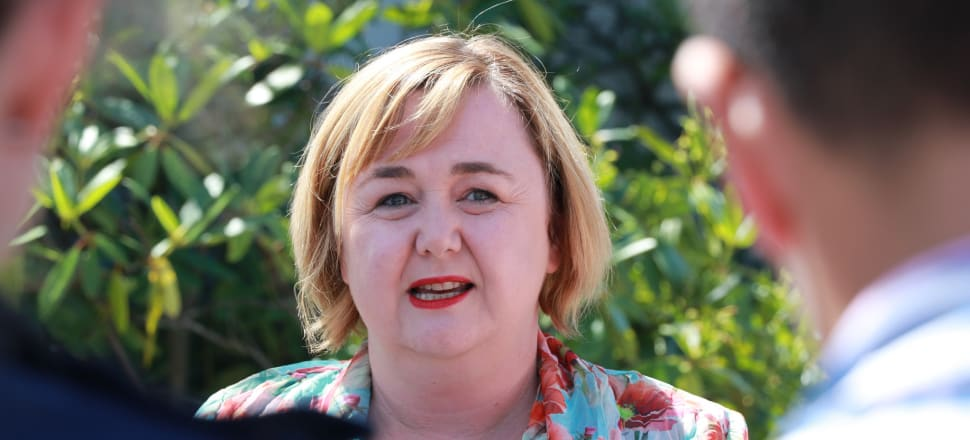 Energy Minister Megan Woods went against advice from MBIE to end the block offer for offshore oil and gas exploration. Photo: David Williams