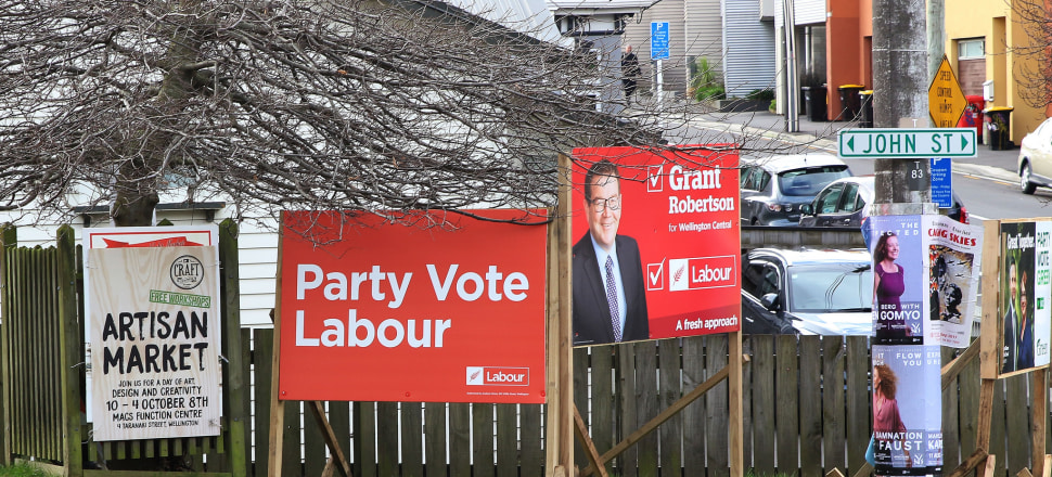 The days when most election advertising was aired in the open are over. Photo: Lynn Grieveson