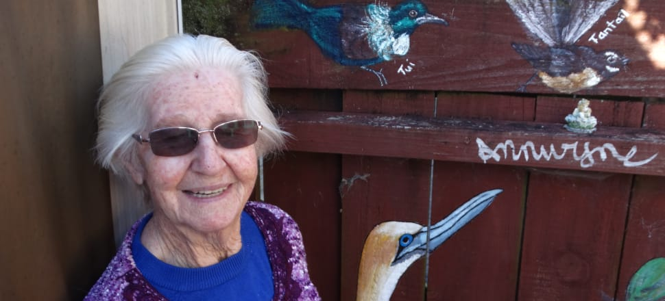 Aucklander Sylvia Durrant has mended close to 140,000 birds out of her own pocket. Photo: Alexia Russell