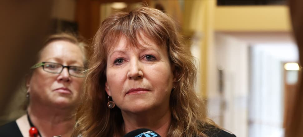 Clare Curran's failure to declare a meeting with chief technology officer candidate Derek Handley has proved an expensive error for the Government. Photo: Lynn Grieveson.