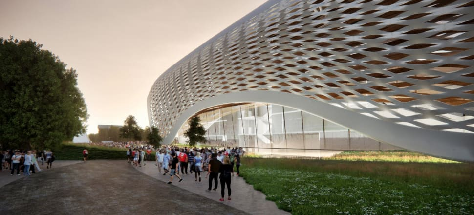 In order to be fast-tracked, Christchurch's new stadium will cost the Government $300 million. Photo: ww.dpmc.govt.nz