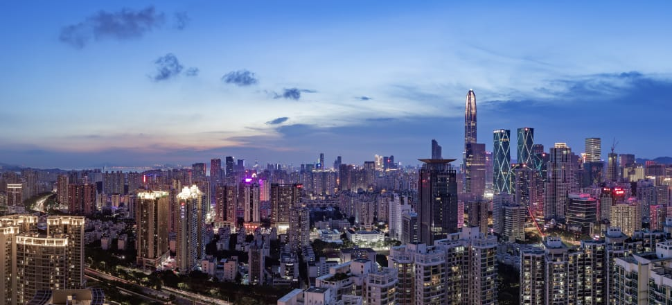Shenzhen is one of the few special economic zones in China where foreign businesses can register wholly owned local Chinese companies. Photo: Getty Images