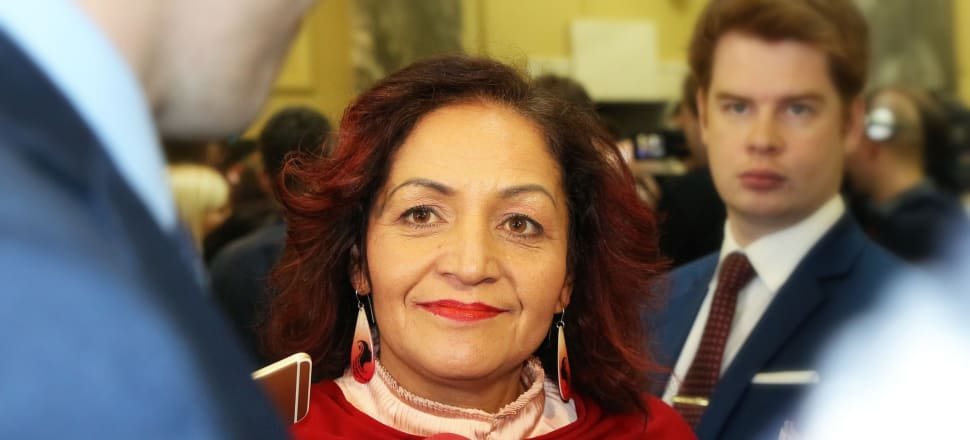 Parliament is saying goodbye to Marama Fox, who is easily one of the best MPs in the last term and someone who has shone nation-wide on the campaign trail, writes Emma Espiner. Photo: Lynn Grieveson