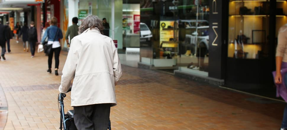 One in five older frail people experience loneliness - one calling it a 'dark place'. Photo: Lynn Grieveson