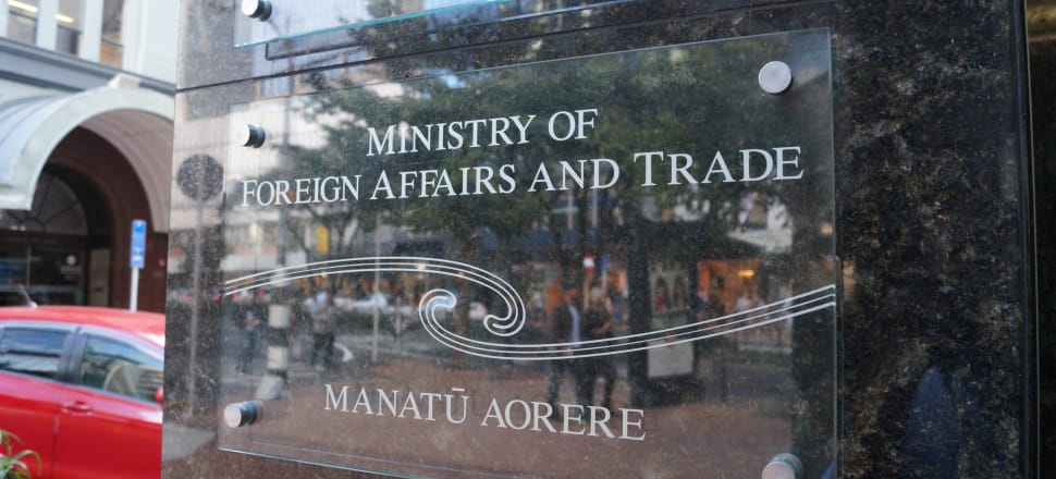 """The Ministry of Foreign Affairs and Trade says it is taking """"appropriate action"""" over a Kiwi diplomat's social media posts. Photo: Sam Sachdeva."""
