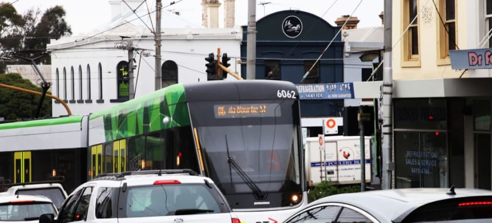 Public transport is the big winner in the Government's transport strategy. Photo: Lynn Grieveson